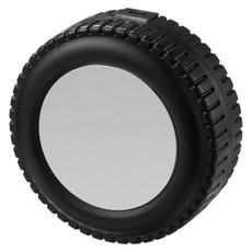 Set da 25 utensili a forma di ruota STAC - colore Argento/Nero