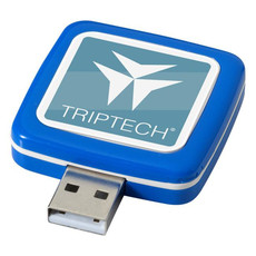 Chiavetta USB quadrata