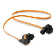Auricolari bluetooth con microfono colore arancio MO9129-10