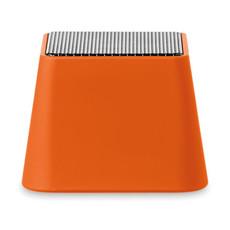 Mini casse bluetooth con led colore arancio MO8396-10