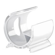 Portacellulare o MP3 in plastica colore bianco MO7937-06