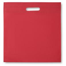 Borsa conferenza termosaldata con manici colore rosso MO8963-05