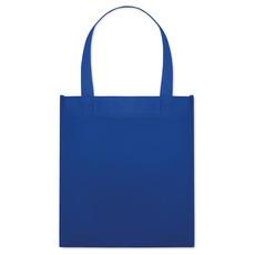 Borsa in TNT con manici corti colore blu royal MO8959-37
