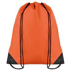 Sacca leggera per viaggi colore arancio MO7208-10