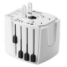 Adattatore universale con 2 poli multifunzione colore bianco MO9324-06