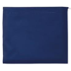 Impermeabile ripiegabile con cappuccio colore blu IT0971-04