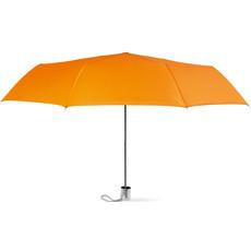Ombrello richiudibile in astuccio colore arancio IT1653-10