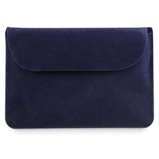 Set viaggio con cuscino maschera e tappi colore blu MO7263-04