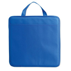 Cuscino in TNT colore blu MO8272-04
