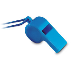 Fischietto con laccetto da collo colore blu MO7168-04