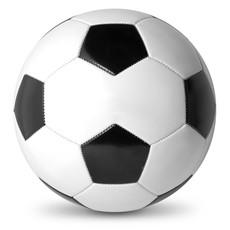 Pallone da calcio colore bianco-nero MO9007-33