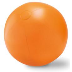 Pallone gonfiabile in PVC coprente colore arancio MO8956-10