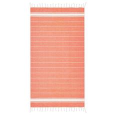 Telo mare in cotone da 180gr colore arancio MO9221-10