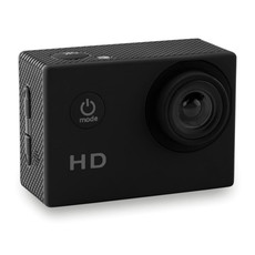 Videocamera da sport in custodia waterproof colore nero MO8955-03