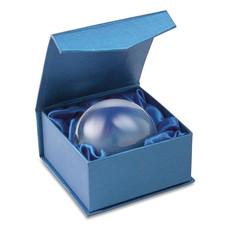 Fermacarte semicircolare in confezione colore trasparente MO9056-22