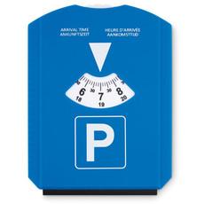 Parchimetro e raschiaghiaccio 2in1 colore blu MO8945-04