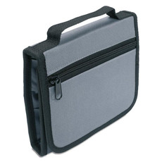 Set da 25 attrezzi in confezione pieghevole in poliestere colore grigio MO7194-07