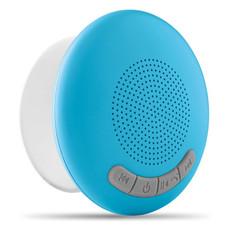Cassa speaker da doccia impermeabile con ventosa colore turchese MO9219-12
