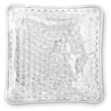 Cuscinetto con gel per effetto caldo freddo in PVC colore trasparente MO8870-22