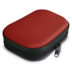 Kit Primo Soccorso con forbici e bendaggio colore rosso KC6423-05