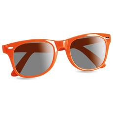 Occhiali da sole con protezione UV400 colore arancio MO7455-10