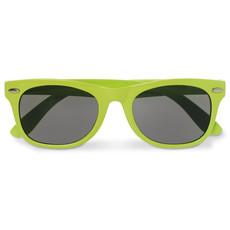 Occhiali da sole per bambini con protezione raggi UV400 colore lime MO8254-48