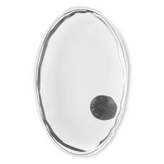 Scaldamani ovale riutilizzabile colore trasparente MO8496-22