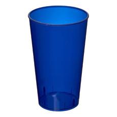 Bicchiere Nancy da 375 ml - colore Transparent Dark Blu